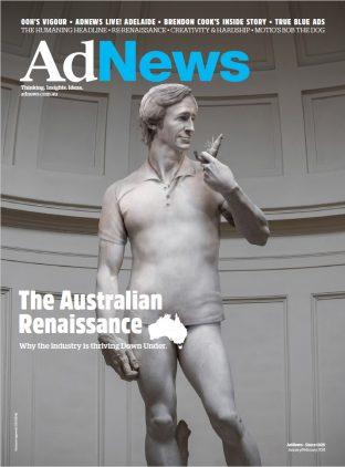 AdNews Engine Cover