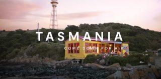 Tasmania Come Down for Air
